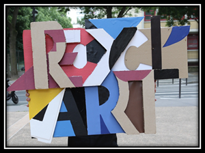 TEAM BUILDING « RECYCL'ART »